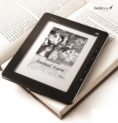 NextPapyrus to Launch PageOne eReader at CeBit w\XGA screen e-Reading Hardware