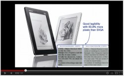 E-ink Screens (New & Newer) - Side By Side e-Reading Hardware