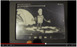 Nook Touch Can Do Video (No, Really) e-Reading Hardware