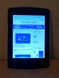 The Hacked 3-19 Firmware for the Kyobo Mirasol eReader Doesn't Work e-Reading Software