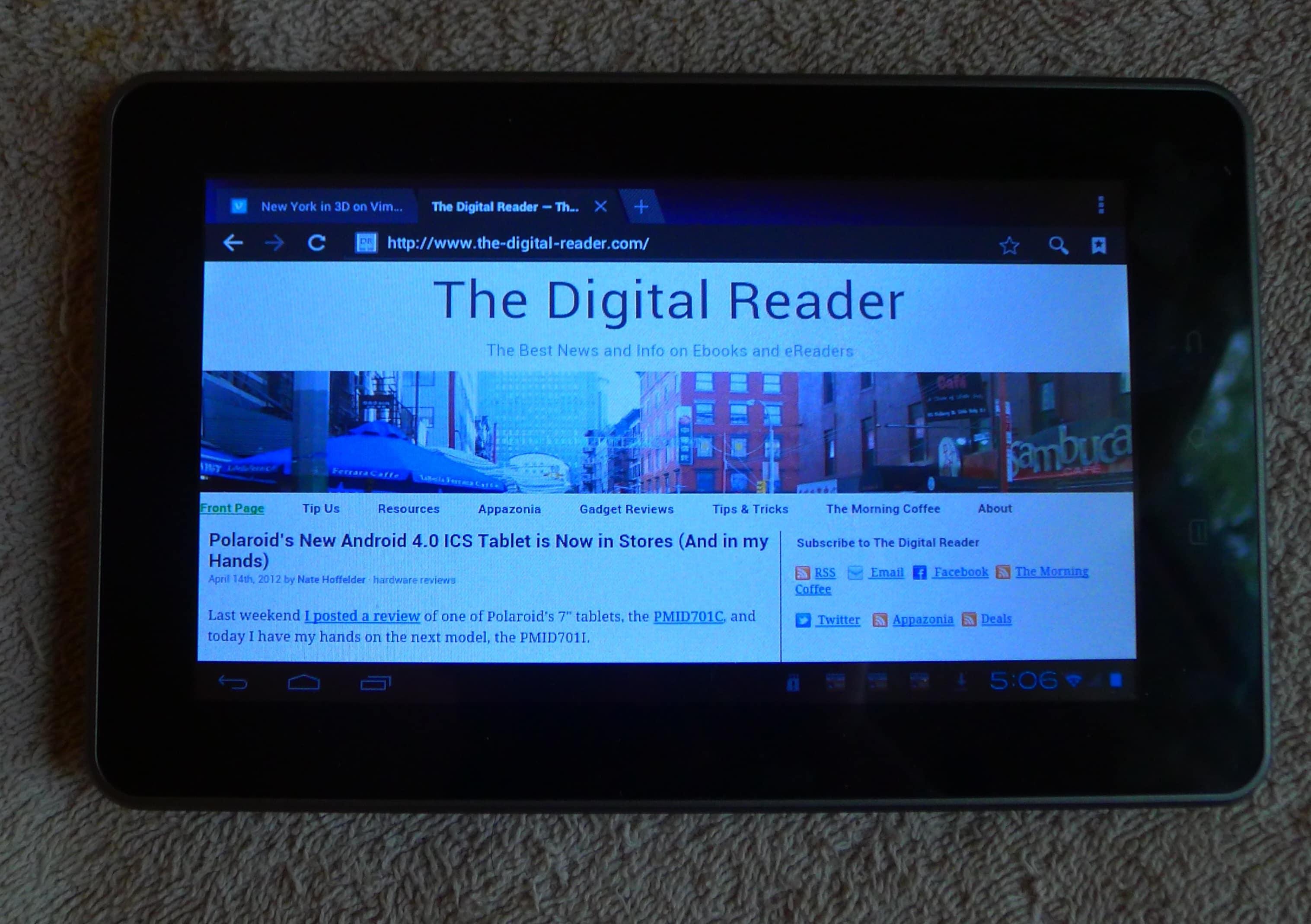 How to Install Android Market on Skytex SkyPad Alpha 2 | The