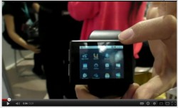 Is That an Android Watch on Your Writst or Did You Join The Collective? (video) e-Reading Hardware