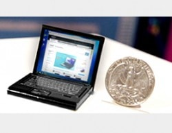 Introducing The World's Smallest Ultrabook: Sony VAIO Q humor