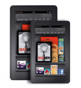 """Rumor: 10"""" Kindle Fire Still in the Works, Coming This Year Rumors"""