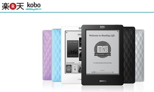 Confirmed: Kobo Touch Coming to Japan in July - Will Get Epub3 Support e-Reading Hardware eBookstore