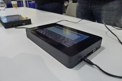 Tactus Unveils Touchscreen WIth Disappearing Keys Conferences & Trade shows e-Reading Hardware
