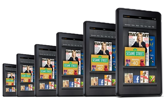 Eleventy-Bajillion Kindle Fires Coming this Fall Rumors
