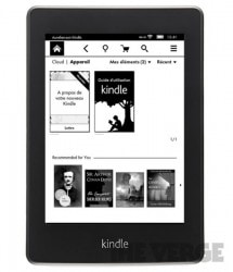 New Leak Reveals the Next Amazon Kindle Uncategorized