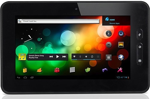 A Short Review of the Visual Land Connect Android Tablet