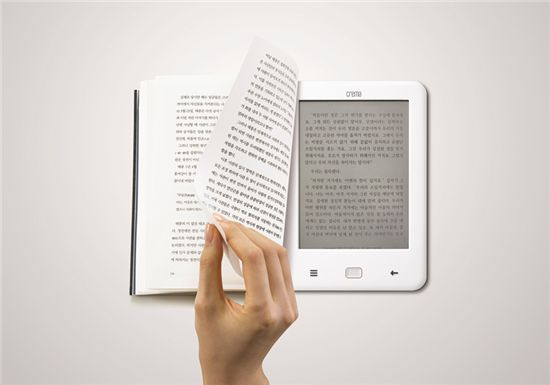 Google eBookstore Launches in South Korea e-Reading Hardware eBookstore