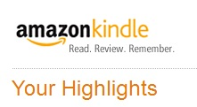 If a Web Clipping Service Lost Access to Your Kindle Highlights It's Probably Not Because of Publishers Kindle
