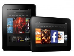 New Kindle Fires to Come With Ads e-Reading Hardware