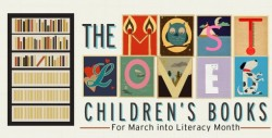 Most Loved Children's Books (Infographic) Infographic