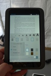 nook HD bill lynch personal