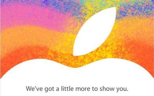 Apple Sends Out Invites for 23 October Press Event Apple humor