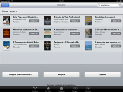 iBookstore Now Live in Brazil, Mexico, and South America Apple eBookstore