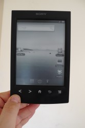 Sony Reader PRS-T2 Hacked - Not Yet Stable Enough for Prime Time e-Reading Hardware