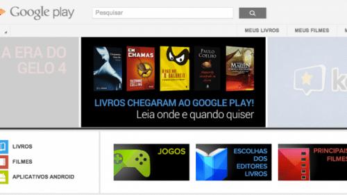 Google eBookstore Now Open in Brazil eBookstore