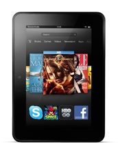 Kindle Fire HD Update Adds Camera App, Swype Amazon Fire