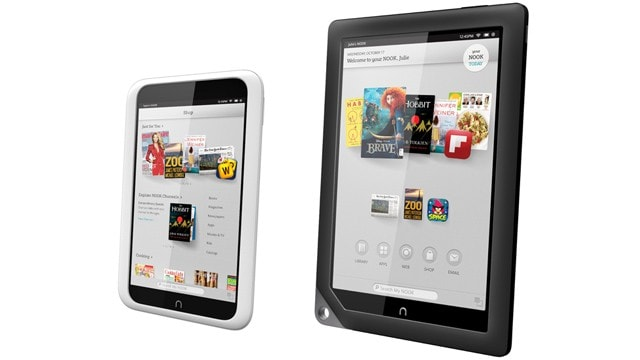 B&N May Have Added Google Play to the Nook HD, But Nothing