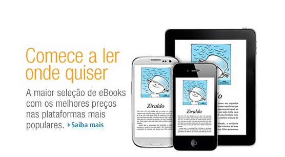 The Kindle Store is Now Live in Brazil