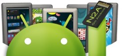 Nook2Android Cards Offers Something B&N Won't - Full Android on the Nook HD+ e-Reading Hardware