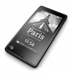 Yotaphone Dual-Screen Android Smartphone Unveiled Today e-Reading Hardware