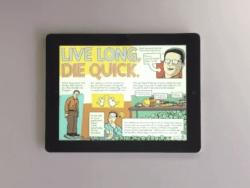 Symbolia's new iPad App Explores the Concept of Comics Journalism Comics & Digital Comics e-Reading Software