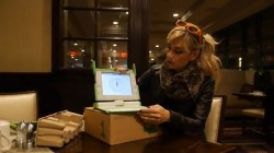 Interview: Giulia D'Amico of OLPC Shows Off the XO-4 e-Reading Hardware Education