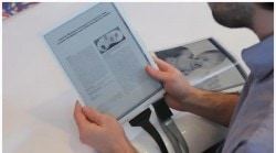 PlasticLogic's New ePaper Tablet to Debuts at CES 2013 (video) Conferences & Trade shows e-Reading Hardware