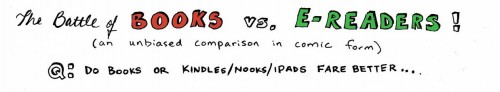 Infographic: Books vs eBooks Infographic
