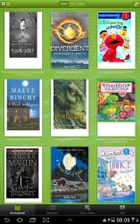 Baker & Taylor Launches New axisReader App for Library eBooks e-Reading Software Library eBooks