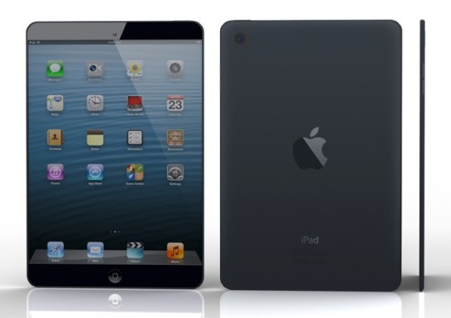 ipad mini leak fake render