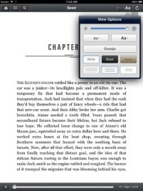 Kindle for iOS Updated With New Accessibility Features Amazon e-Reading Software