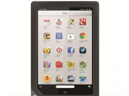 B&N Breathes Life Into Nook HD Corpse - Finally Adds Google Play Barnes & Noble e-Reading Hardware