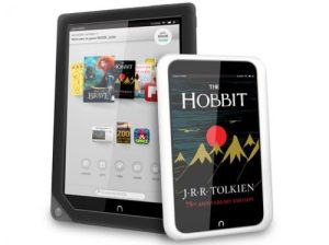 Barnes & Noble Won't be Launching a New Tablet This Year e-Reading Hardware