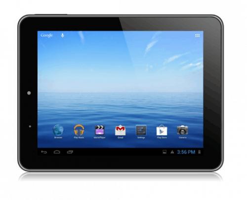 """E-Fun Launches New """"Premium"""" 8 Inch $99 Tablet e-Reading Hardware"""