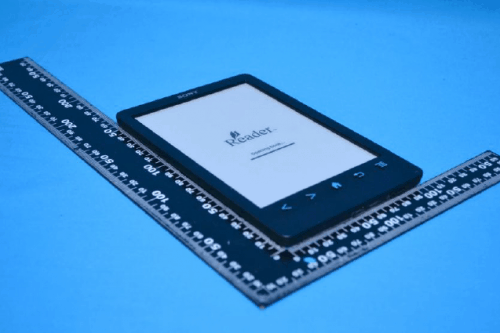 New Sony Reader PRS-T3 Shows Up on FCC Website - With Photos! e-Reading Hardware