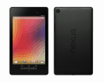 Latest Nexus 7 Planned Leaks Include Images, Ship Date e-Reading Hardware