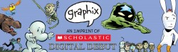 ComiXology and Scholastic Sign New Distribution Pact Comics & Digital Comics