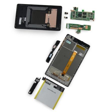 Inside the Nexus 7  e-Reading Hardware