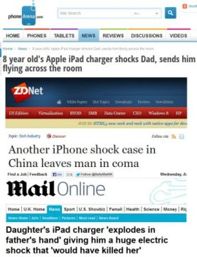 bad apple headlines