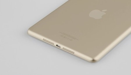New Leak Shows iPad Mini With Touch ID, Champagne-Colored Shell e-Reading Hardware