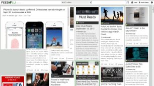Feedolu Social News Reader Enters Public Beta News Reader
