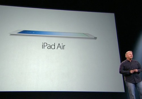Apple Unveils New iPad Mini & iPad Air, Both Will Ship Next Month e-Reading Hardware