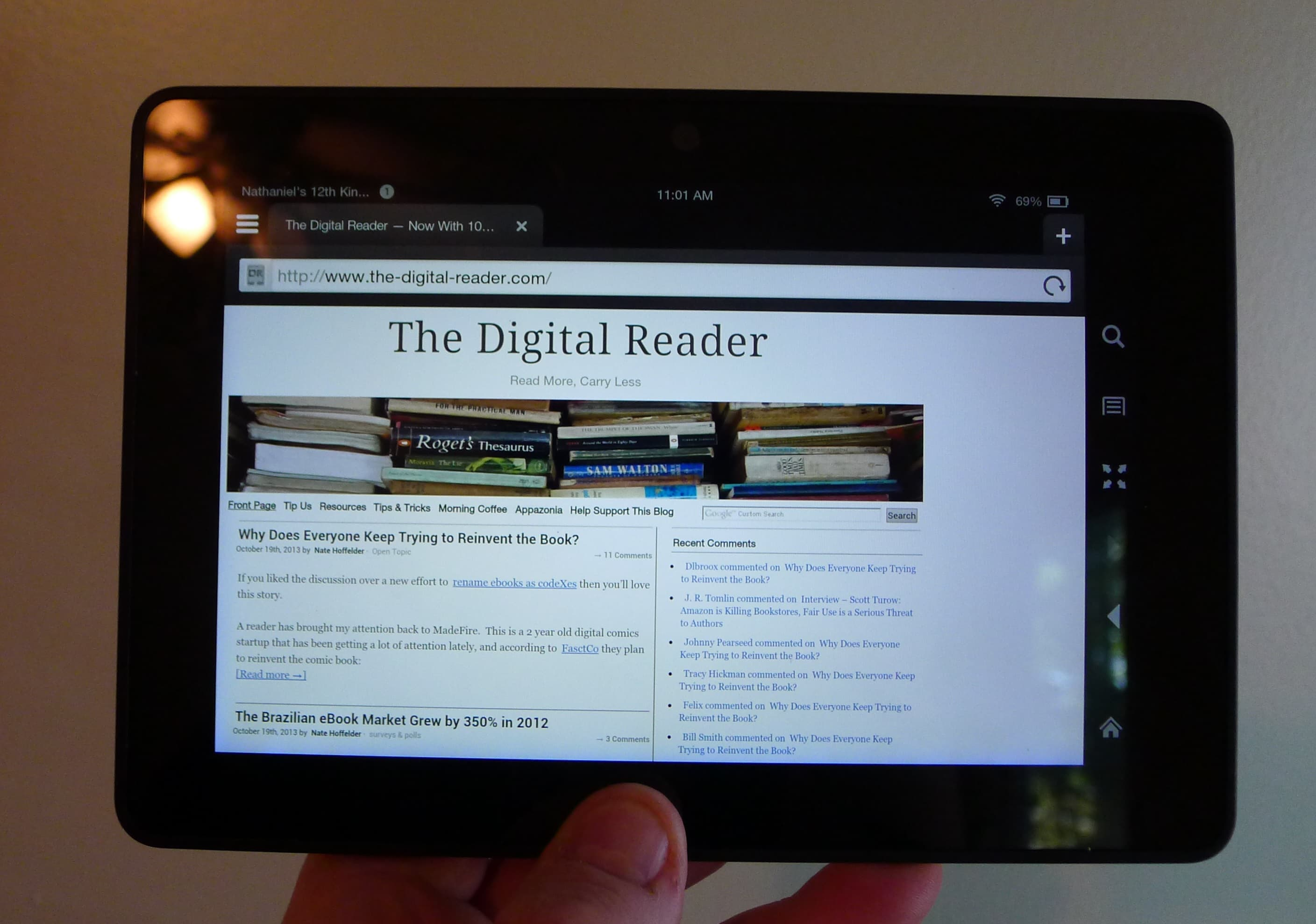 Is Anyone Else Returning Their Kindle Fire HDX? | The