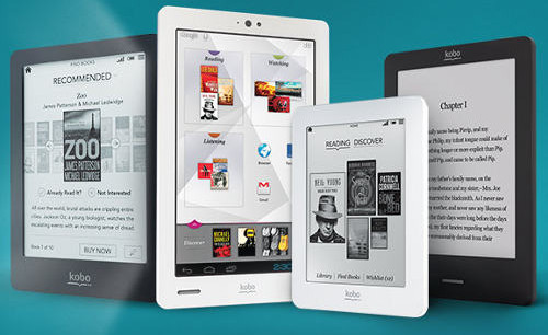 Kobo Continues Their International Expansion: Spain Today - Tomorrow Russia? e-Reading Hardware eBookstore Kobo