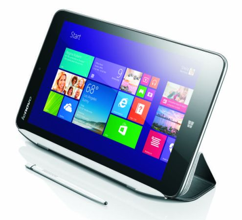 "Lenovo to Launch the Miix2 8"" Windows Tablet This Month - $299 e-Reading Hardware"