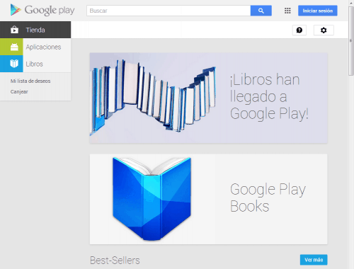 Google play books argentina