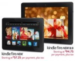 Amazon Launches Installment Plan for the Kindle Fire HDX Amazon e-Reading Hardware
